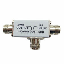 1-500 MHZ Reflection Bridge VSWR Bridge RF Bridge Directional Bridge