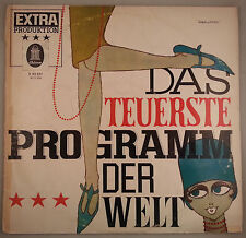 Das Teuerste Programm Der Welt[Most Expensive Program in the World]Odeon/HMV EX