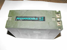 CLANSMAN MILITARY 4 Ah BATTERY FULLY CHARGED 90% ON IBMU LATE DATES 2006/7