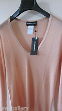 NWT $340 SONIA RYKIEL MADE FRANCE SIZE SMALL TOP BLOUSE COLOR PEACH GOLD