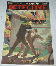 N°69 LE PETIT DETECTIVE ARNOULD GALOPIN 1930 ILLUSTRATIONS MAITREJEAN