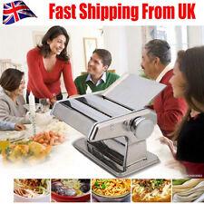 3 In 1 Hand Operated Pasta Lasagne Spaghetti Tagliatelle Maker Machine Cutter UK