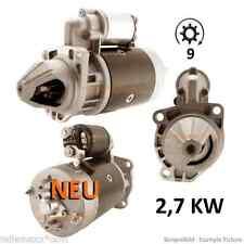 Anlasser KHD Deutz Starter 1178686 0001362305 0001358046 0986011140 0001362313