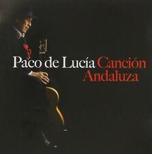 PACO DE LUCIA - CANCION ANDALUZA  CD NEU