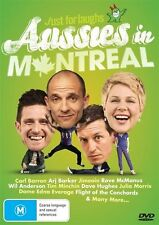 Just For Laughs - Aussies In Montreal BRAND NEW COMEDY DVD! carl barron