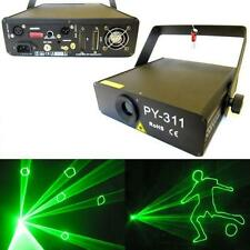150mW Green Animation ILDA/DMX/Sound/Auto DJ Laser Light for Disco/Pub/Bar/Club