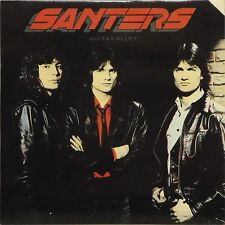 THE SANTERS 'GUITAR ALLEY' US IMPORT LP
