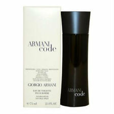 Armani Code By Giorgio Armani 2.5 oz Spray Bottle New Men Cologne Black