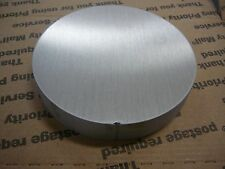 "1"" X 3"" circle   ALUMINUM 6061 Solid Plate Mill Stock 1 inch thick"