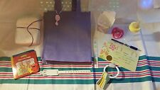 "Sweet little ""I'm coming home"" lot for your reborn baby,  ( ®®)  (PURPLE SET)"