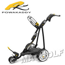 Original PowaKaddy golf Elektro trolley fw3 con 18+ agujeros litio Batería.