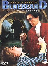 Edgar G. Ulmer's Bluebeard (DVD, 2002) starring John Carradine