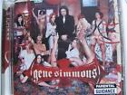 Gene Simmons - Asshole kiss CD 2004 mint