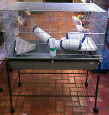 Rat or Ferret Cage and Stand 100cm  - PICK UP AVAILABLE!