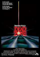 Stephen King's Dead Zone Repro Film Poster