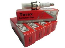 NEW 5-Pack Spark Plug For 50cc - 125cc 150cc ATV Scooter Dirt Bike Moped Go Kart