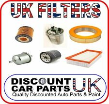 Oil Air Fuel FILTER Fiat Ducato 2.8 JTD 8v Diesel TP Service Kit Engine