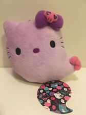 NEW Hello Kitty Ghost Plush RARE Collectable Toy Halloween