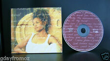 Janet Jackson - Again 4 Track CD Single Digipak