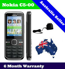 ~ ORIGINAL ~ Nokia C5-00 3G Mobile Phone Package | Unlocked | 6 Month Warranty