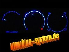 Heizungsregler LED Umbau BLAU VW GOLF 3 POLO 6N VENTO