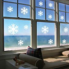 White Snow Frozen Decal Wall Sticker Vinyl Home Wall Decal Window Decal Decor