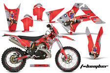 AMR Racing Gas Gas EC 250/300 Number Plate Graphics Kit Bike Decals 11-12 TBOMB