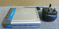 D-Link ADSL Router Modem 1 LAN USB Filter Ethernet - Model: DSL-502T