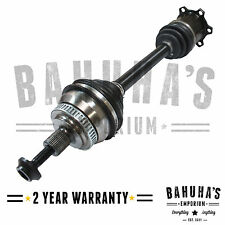AUTO DRIVESHAFT + CV-JOINT FOR SEAT ALHAMBRA 1.9TDi NEAR/OFF SIDE 2000-2006 NEW