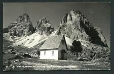 Passo Sella ( Bolzano ) : Gruppo Sassolungo - non viaggiata circa anni '30