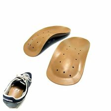 L Size Bio Ceramic Leg Posture Correction Shoe Insole Foot Orthotics Arc Support