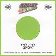 BULLET REPRODUCTION RECORD COMPANY SLEEVES - (pack of 10)