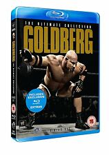 WWE Goldberg The Ultimate Collection [2x Blu-ray] *NEU* DEUTSCH 30 Matches Bill