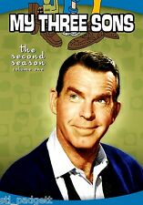 My Three Sons: The Second Season, Vol. 1 NEW 3-Disc DVD Set