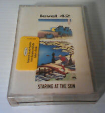 Level 42 - Staring At The Sun - Cassette - SEALED