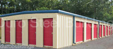 DURO Steel Mini Self Storage 30x150x8.5 Metal Prefab Building Structure DiRECT