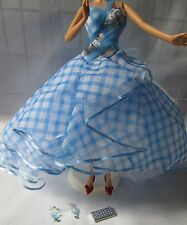 BARBIE DIRECT EXCLUSIVE WIZARD OF OZ FANTASY GLAMOUR DOROTHY OUTIFT ONLY