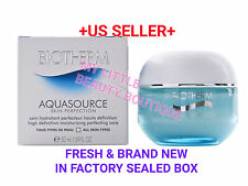 BIOTHERM AQUASOURCE SKIN PERFECTION High Def Moisturizing Perfecting Care 1.69oz
