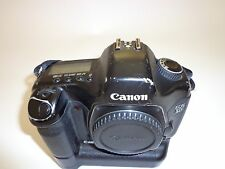 Canon EOS 5D 12.8MP Digital SLR Camera - Black (Body Only) with Battery Grip