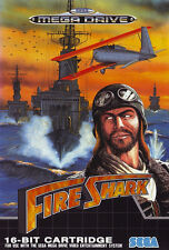 # Fire Shark-Sega Mega Drive/MD juego-Top #