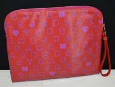 Marc by Marc Jacobs Stardust  iPad Case Wristlet Tablet Red New Without Tag