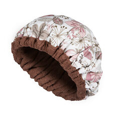 Hot Head Microwavable Deep Conditioning Heat Cap - AUTUMN Reversible