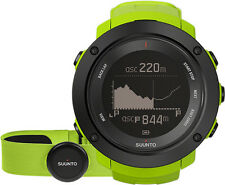 Suunto Ambit3 Vertical Lime with HR Multisport GPS Watch