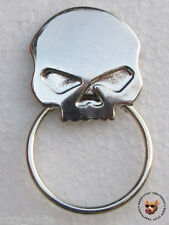 WILLIE G BIKER PIN WITH SUNGLASS HOLDER ** MADE IN USA ** VEST JACKET PIN