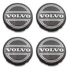 Lot of 4 Volvo S50 S60 S70 S80 S90 XC70 8646379 Wheel Center Caps Hubcaps