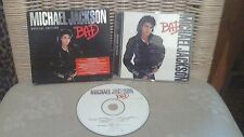 Michael Jackson-Bad CD **Special EDT**Card Splicase Bonus Tracks**NR MINT CD**