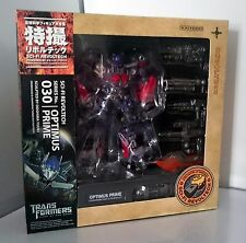 Kaiyodo Revoltech SCI-FI 030 Transformers Optimus Prime Dark of the Moon Figure