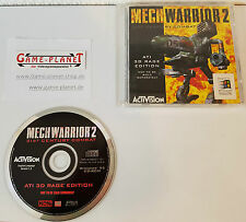 MechWarrior 2 31st Century Combat CD ROM 1995 win95 PC by GAME-PLANET-Shop