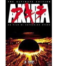 DVD AKIRA (3 dvd) di Otomo - ed.italiana cartonata