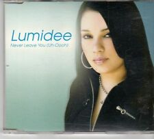 (EX163) Lumidee, Never Leave You (Uh-Oooh) - 2003 DJ CD